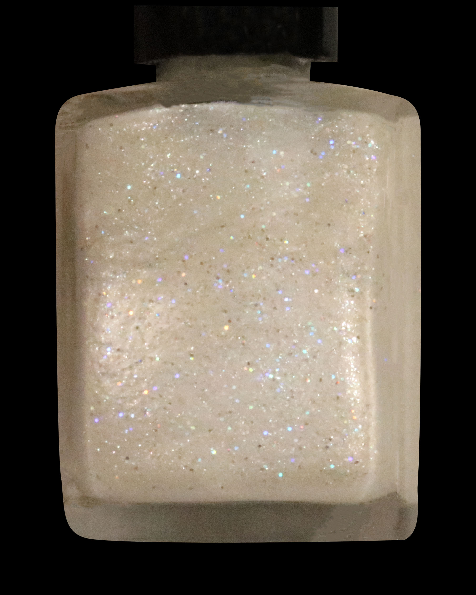 Fresh Fallen Snow Winter White 5 Free Holographic Nail Polish